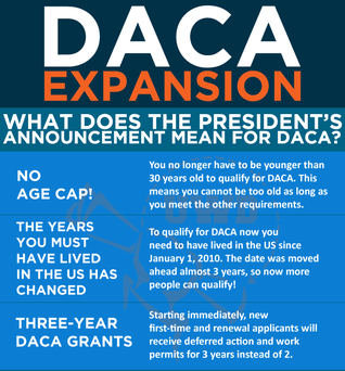 Expanded DACA