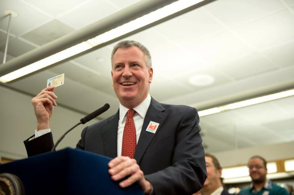 N.Y.C Issues Municipal IDs for City's Residents Including Undocumented Immigrant