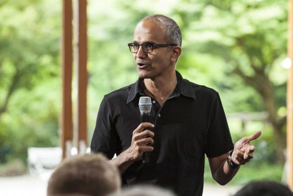 Last Year Microsoft Tapped Immigrant As New CEO