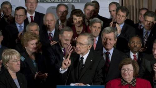 Senate Democrats Demand Clean Homeland Security Bill